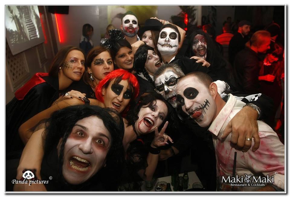 Feste Halloween Versilia