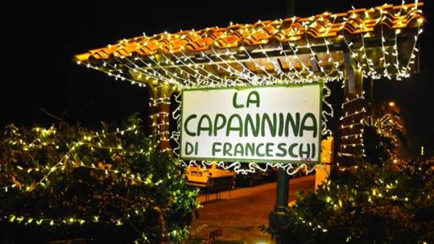 DISCOTECA LA CAPANNINA di Franceschi Versilia