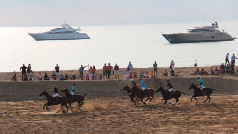 VERSILIA POLO BEACH CUP TUSCANY