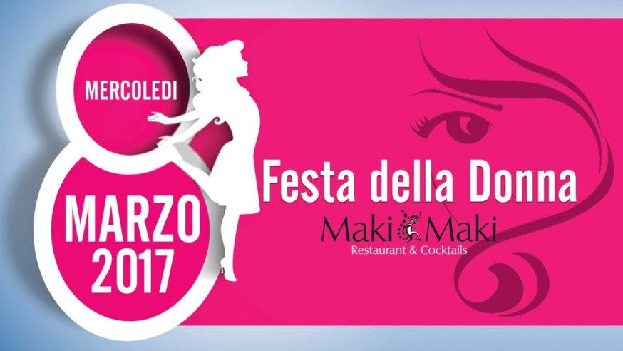 Festa della Donna MAKI MAKI Viareggio
