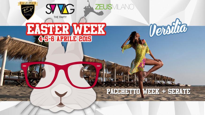 EASTER WEEK Versilia 4-5-6 Aprile
