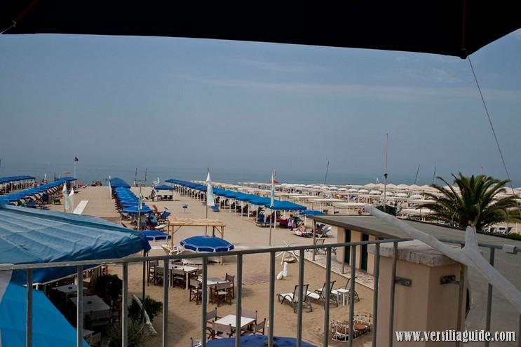 Le Spiagge in Versilia