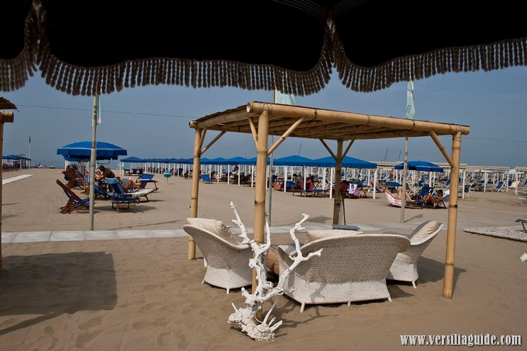 Tende in Spiaggia Versilia