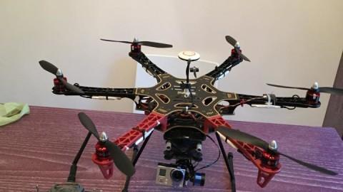 DRONE VERSILIA