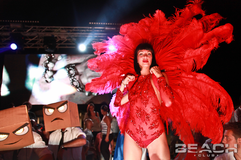 Discoteca sul Mare Beach Club Versilia