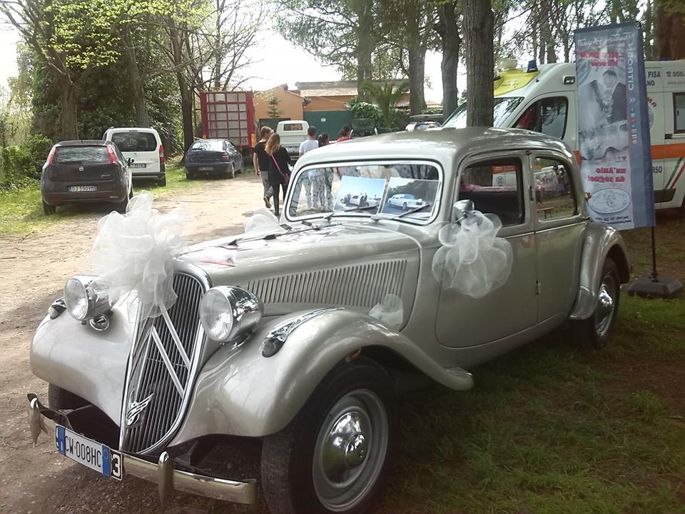 Noleggio Auto d'epoca Versilia