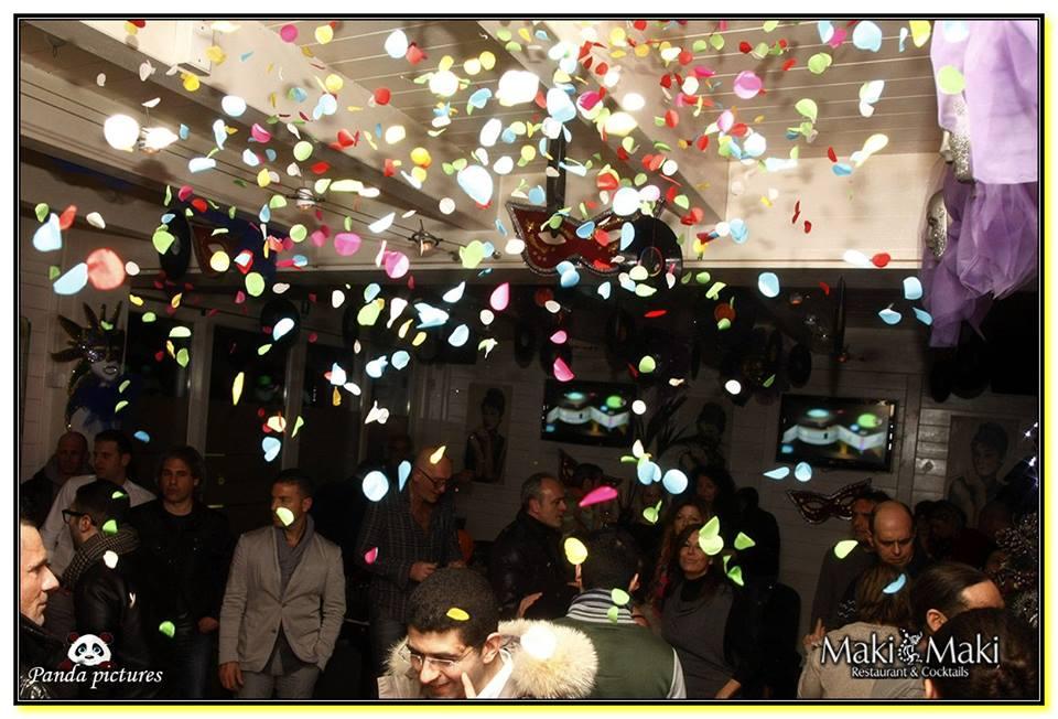 Feste di Carnevale a Viareggio Versilia