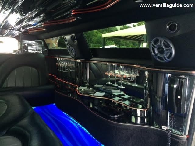 Interni limousine nuova