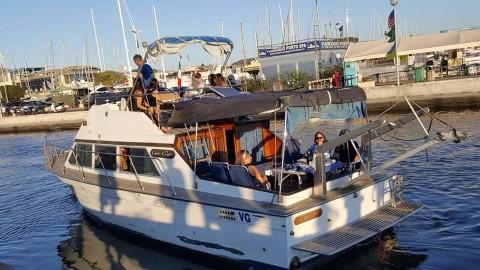 Escursione in Barca a Vela e Motore in Versilia