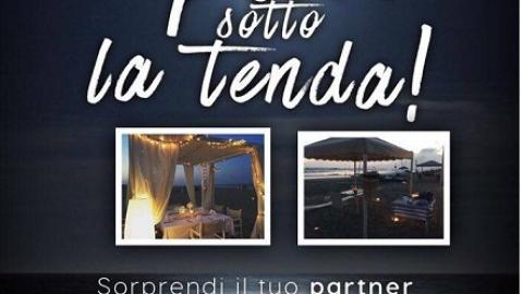 Cena Romantica in Riva al Mare
