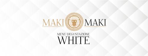 Menù White Maki Maki