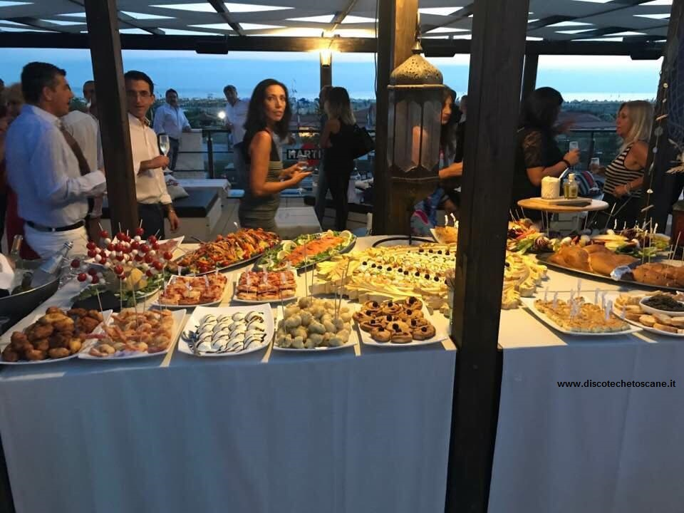 Buffet Terrazza