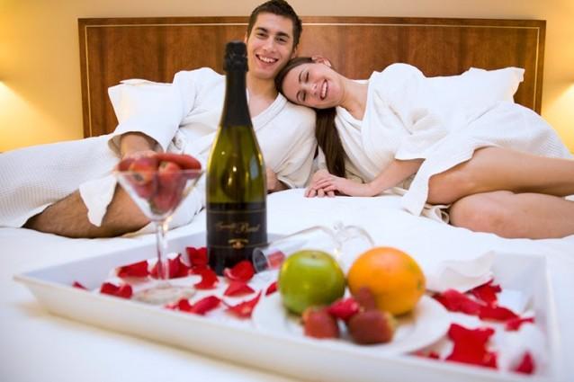 San Valentino in hotel Versilia