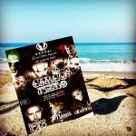 Circo nero minerva beach versilia